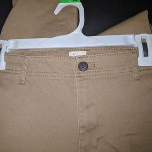 kHAKI Pants (target)